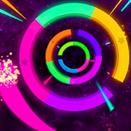 Color Tube Ball