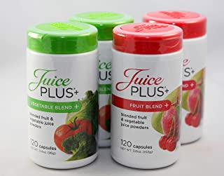 juice plus fruit capsules