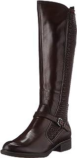Tamaris Damen 1-1-25511-25 Kniehohe Stiefel Klassisch