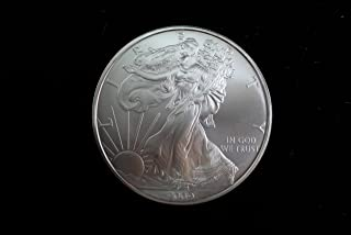 2009 American Silver Eagle 1 dollar Brilliant Uncirculated