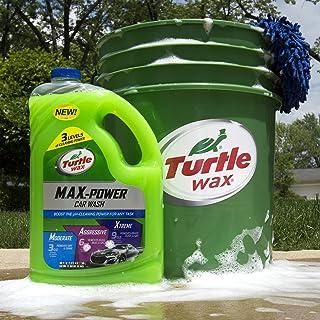 Turtle Wax MAX POWER CAR WASH DETERGENT 100 FL OZ 3 Litre