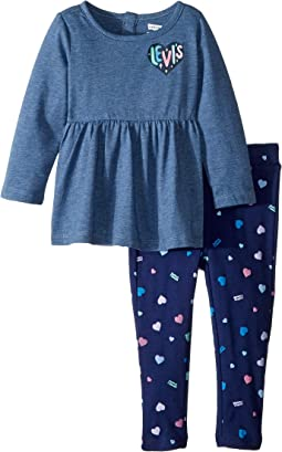 Knit Tunic Set (Infant)