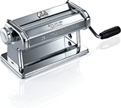 Marcato 8342 Atlas Pasta Dough Roller, Made in Italy, Includes 180-Millimeter Pasta..
