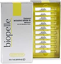 Biopelle Tensage Intensive Anti Aging Skin Serum 40, 10 Ampoules