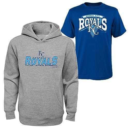 buy online c442e 196d0 Kansas City Royals Apparel for Kids: Amazon.com