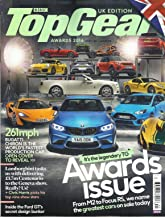 BBC TOP GEAR MAGAZINE, UK EDITION AWARDS,2016 ISSUE,281 IT'S THE LEGENDARY TG