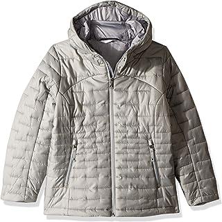 Spyder Girls' Edyn Hoody Insulated Jacket