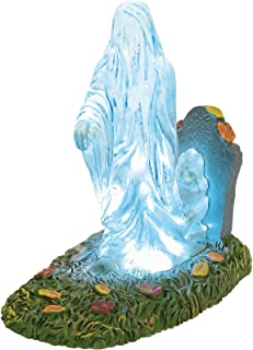 Department 56 Halloween Village Graveyard Ghost Lit Accessory Figurine