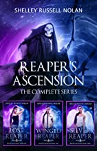 Reaper's Ascension The Complete Series