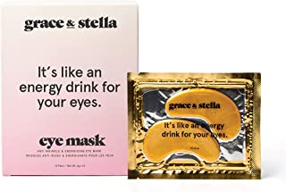 Best gold eye mask grace and stella Reviews