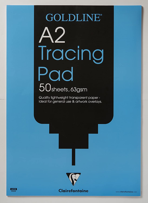Goldline A2 63 GSM Tracing Pad B003VVY25Y   Langfristiger Ruf