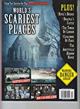 WORLD'S SCARIEST PLACES NATIONAL ENQUIRER MAGAZINE 2019 AMERICAN MEDIA