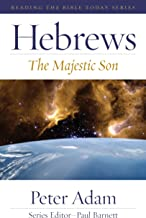 Hebrews: The Majestic Son (Reading the Bible Today)