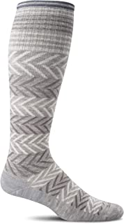 Sockwell Women's Chevron Graduated Compression Socks