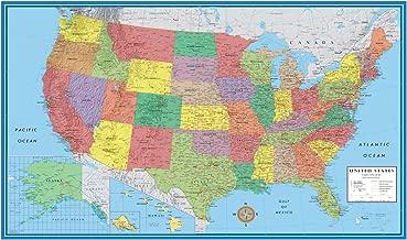 us and usa map