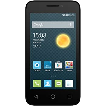 Alcatel Pixi 4 - Smartphone de 4