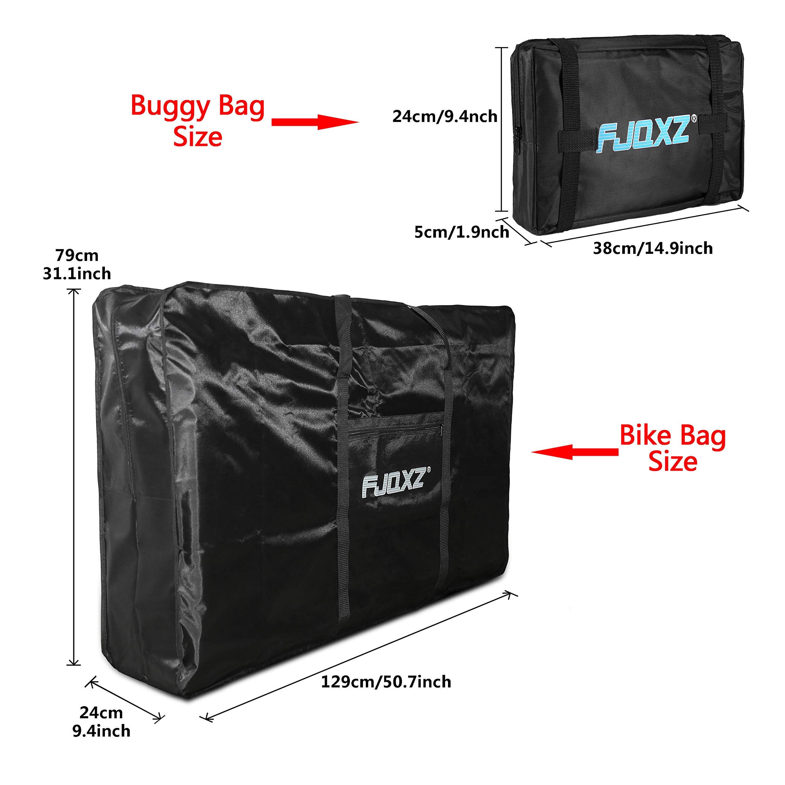 Selighting Bolsa Transporte Almacenamiento para Bicicleta 26