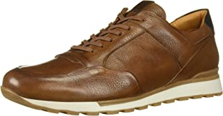 Men's Leather Made in Brazil Fashion Trainer Sneaker