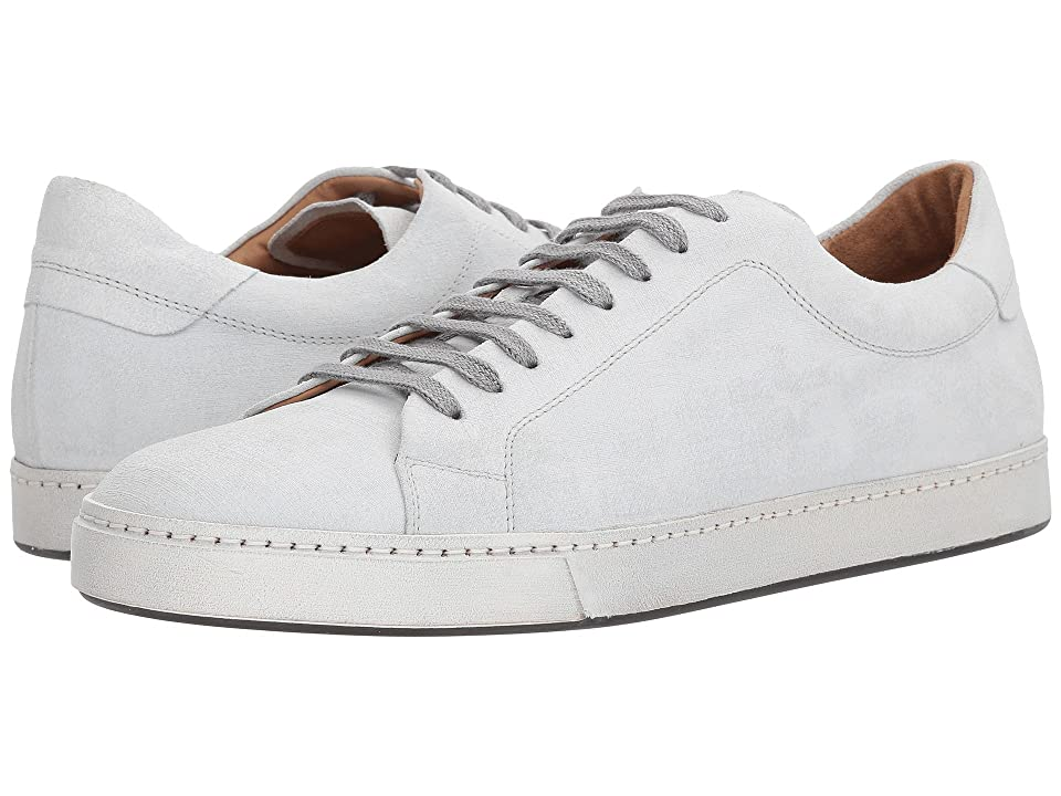 Vince Noble (White Strauss Fillo Printed Suede) Men