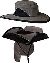 Shape Flexer Sunhat (Shape-able, Crush-able, Fold-able, Ultra Wind Resistant)