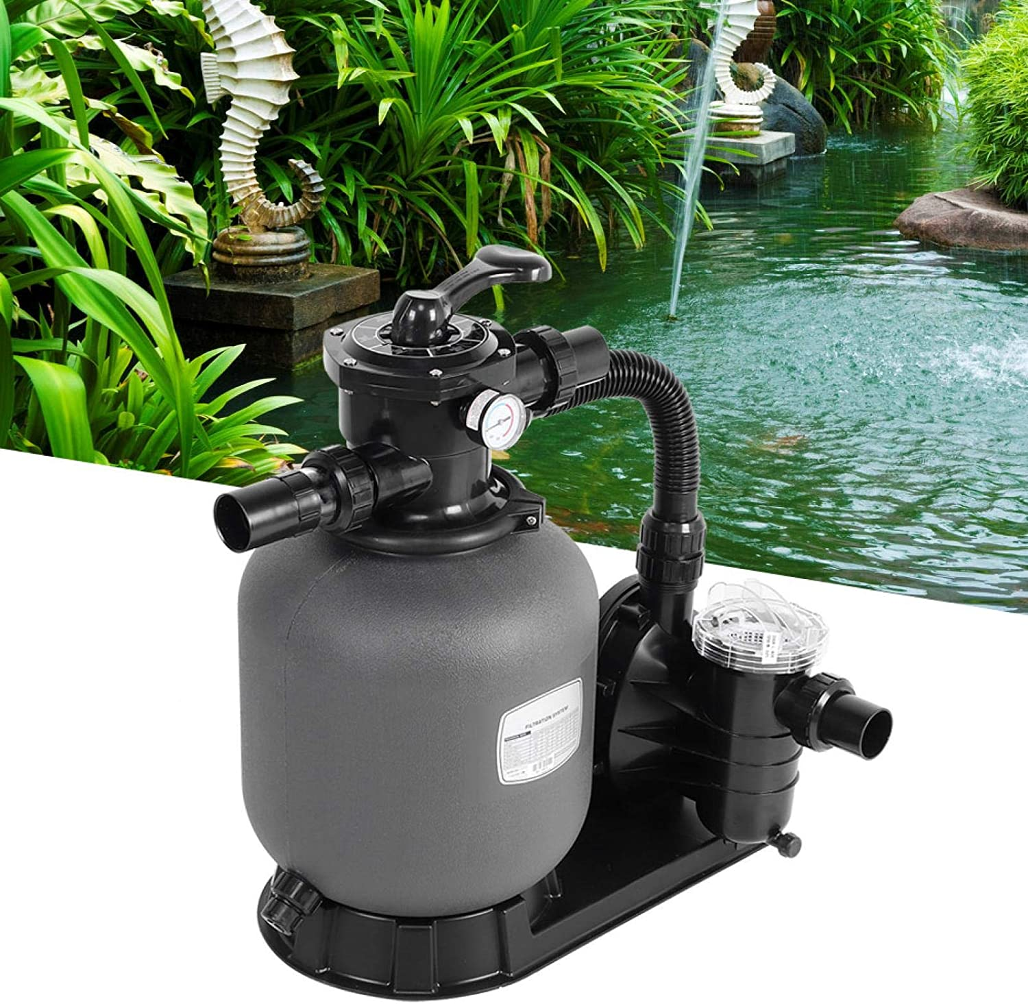 Easy to Assemble Swimming Pool Filter Performance Good Super sale Sealing S Large-scale sale