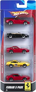 hot wheels cars ferrari
