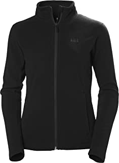 Helly Hansen Women's W Daybreaker Fleece Jacket, Black