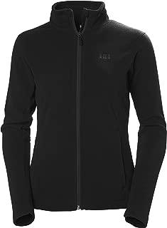 Helly Hansen Women's Daybreaker Lightweight Active Outdoor Full Zip Fleece Coat Jacket