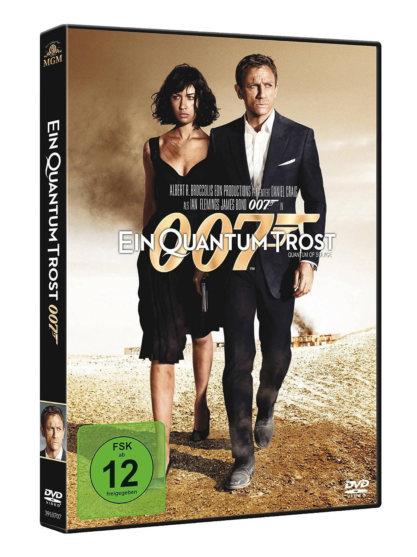 Bond stana katic james Quantum of