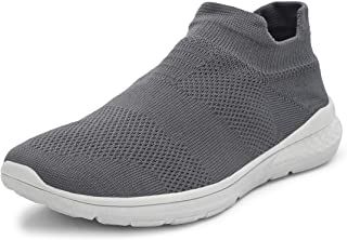 حذاء الجري Loire-94 للرجال من بورج - احمر وكحلي