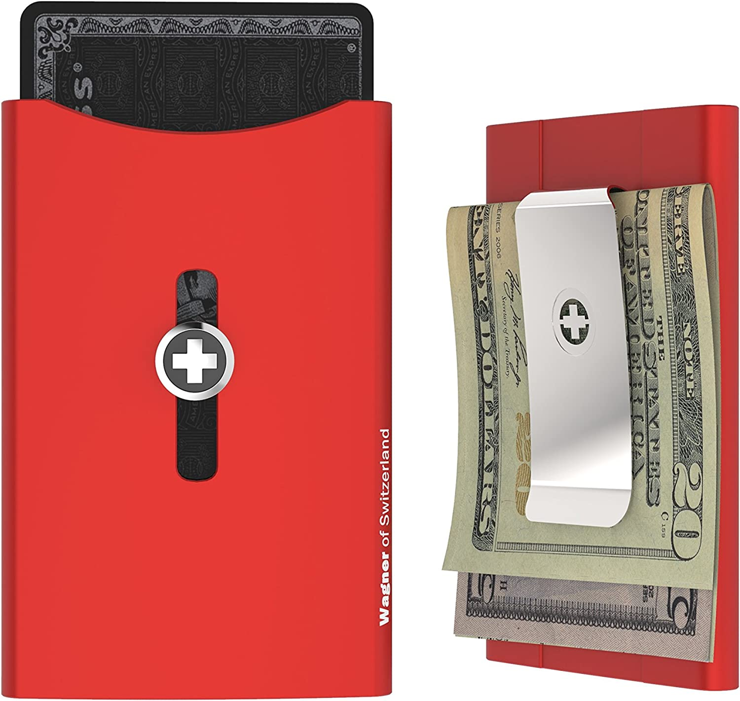 Wagner SWISS WALLET (Red)
