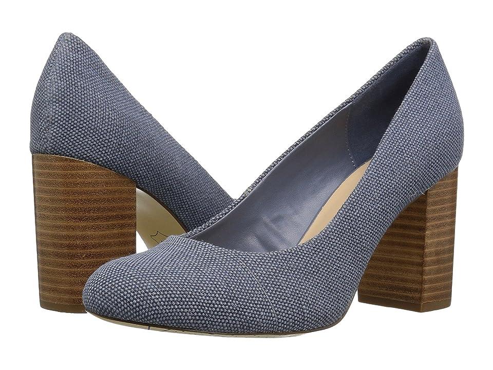 Bella-Vita Nara II (Blue Canvas) High Heels