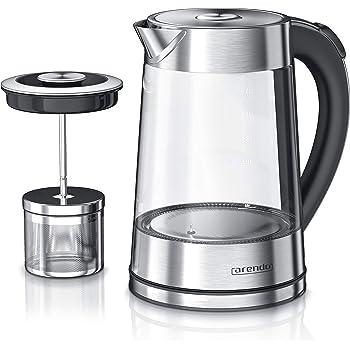 Jetzt WK 3477 Digital Glas Tee und Wasserkocher für EUR