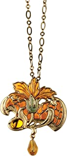 YTC Summit Marigold Pendant - Collectible Medallion Necklace Accessory Jewelry