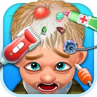 Little Hair Doctor - kids games