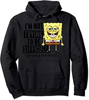 Spongebob Squarepants Pineapple be difficult Hoodie
