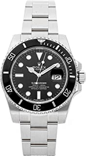 Rolex Submariner Mechanical (Automatic) Black Dial Mens Watch 116610LN (Certified Pre-Owned)