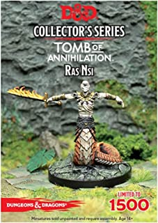 Dungeons & Dragons- Tomb of Annihilation Ras Nsi (1 fig)