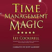 lee cockerell time management