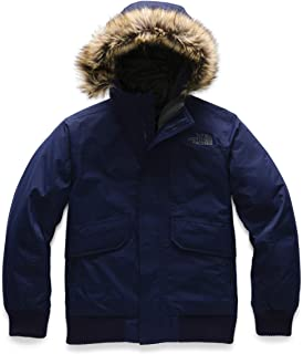 The North Face Boys' Gotham Down Jacket, Montague Blue, XS