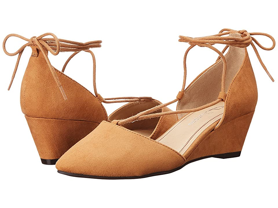 CL By Laundry Trissa (Caramel Super Suede) Women
