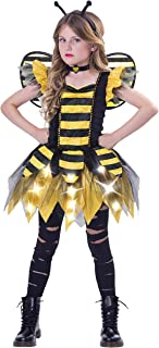 light up bumble bee costume