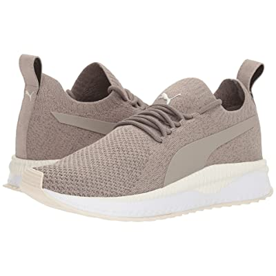 PUMA Tsugi Apex evoKNIT (Rock Ridge/Castor Gray/Whisper White) Men