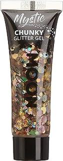 Mystic Chunky Glitter Gel by Moon Glitter - 12ml - Prosecco - Glitter Face Paint