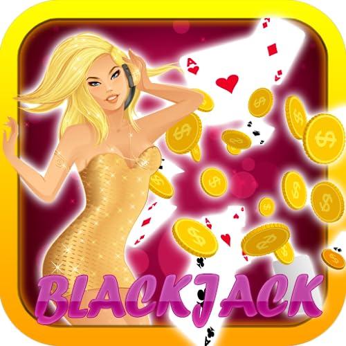 Blackjack Free for Kindle Fire Blonde Dee Jays
