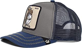 Squirrel Master' Squirrel Snapback Trucker Baseball Hat Blue