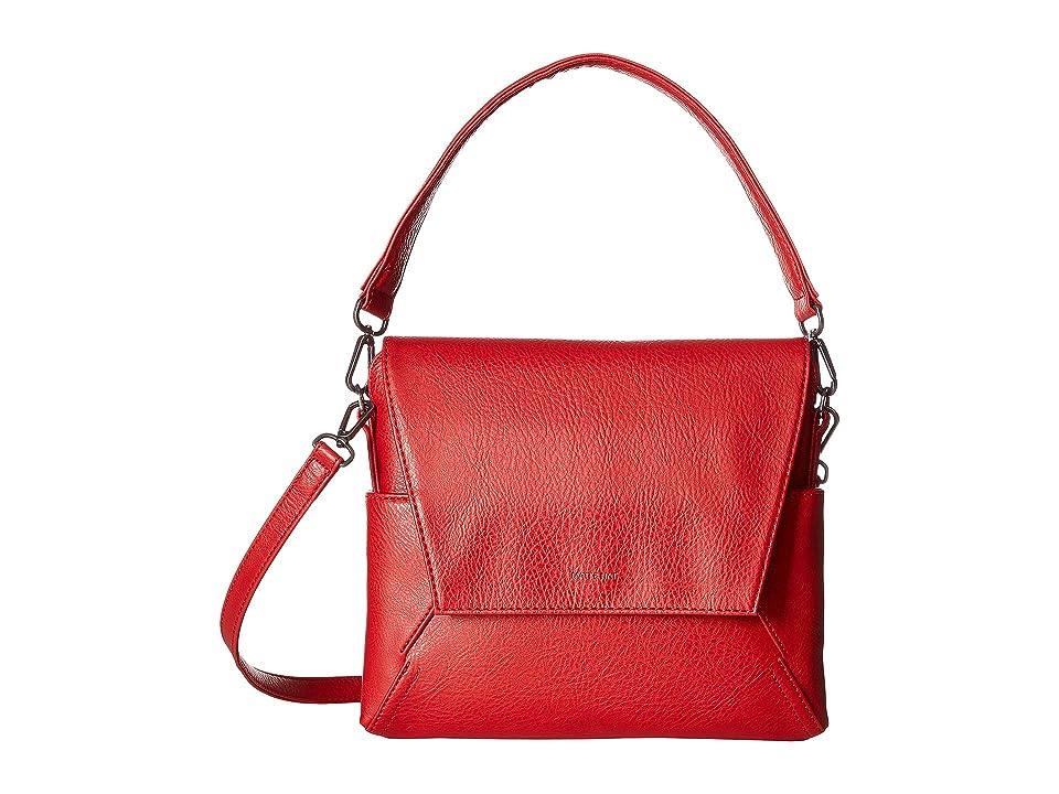 Matt & Nat Dwell Minka (Red) Handbags