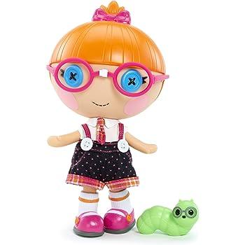 MGA Lalaloopsy Littles Doll - Specs Reads-A-Lot