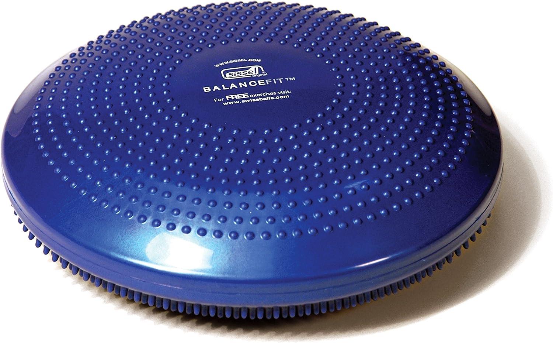 Sissel BalanceFit blueee Fit Balance Disc  Wobble Cushion
