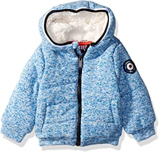 Ben Sherman Baby Boys' Sweater Fleece Jacket